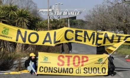 AS Roma: stop allo stadio a Tor di Valle