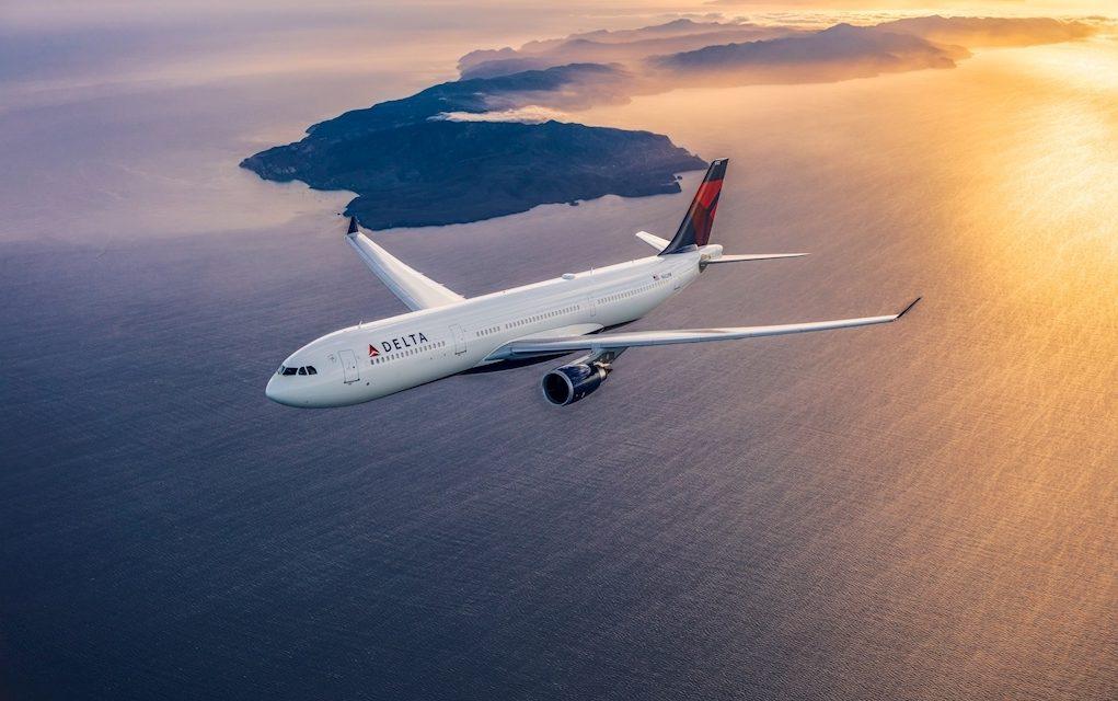 Delta Air Lines, più voli senza quarantena New York JFK per Roma FCO e Milano MXP