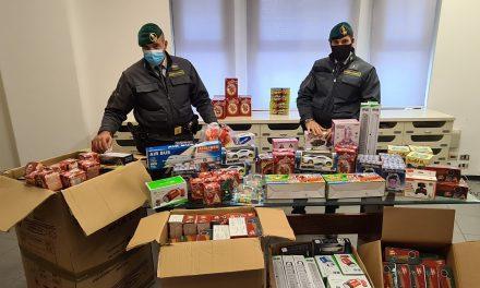 """EUROPOL, Operazione internazionale """"LUDUS"""": GdF sequestra oltre 2 mln di giocattoli contraffatti in Italia"""