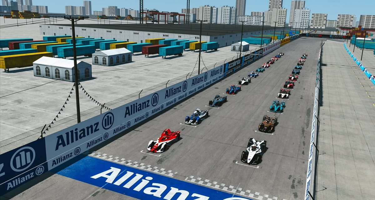 Formula E Accelerate, Jajovski vince all'Electric Docks Circuit
