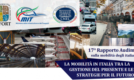 Trasporti, firmato accordo quadro Cnel-Isfort per mobilità sostenibile nel mondo della pandemia