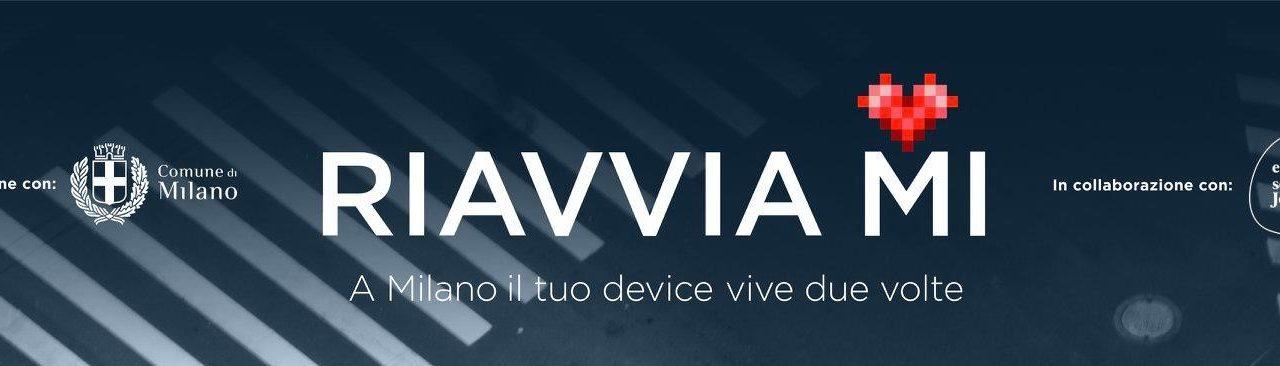 """Milano, con """"RIAVVIA MI"""" device ricondizionati da Lenovo ai giovani in difficoltà"""