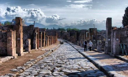 INGV: correnti piroclastiche dopo l'eruzione di Pompei
