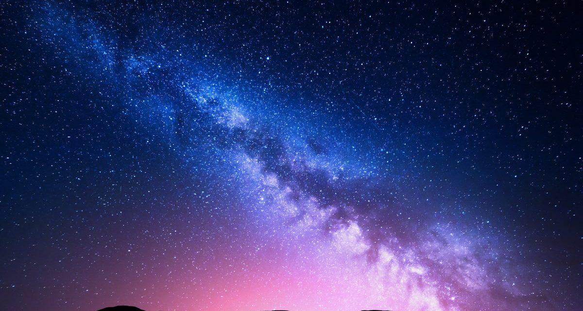 Via Lattea: dopo 12 anni la prima foto