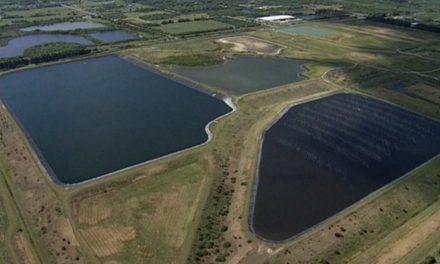 Rischio inondazione di acque reflue in Florida