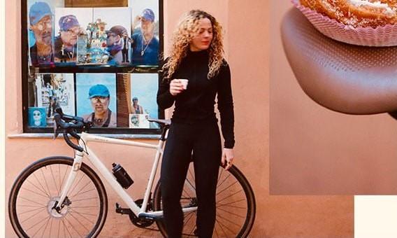 Cara Biga, Veronica Santandrea e il suo progetto social di ciclismo