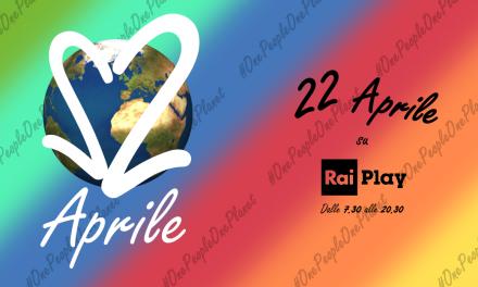 Giornata della Terra: il 22/4 maratona multimediale su Rai Play