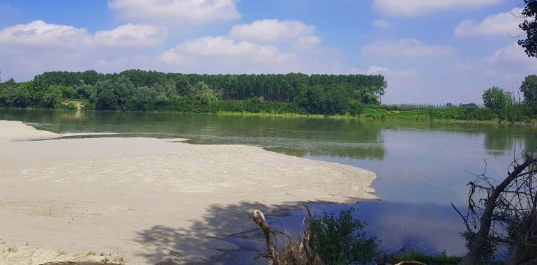 Il 23 maggio 50 appuntamenti di pulizia sul fiume Po