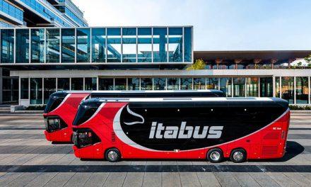 Itabus, dal 27 maggio sulle strade con bus lunga percorrenza