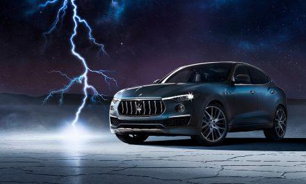 Maserati, ecco il Levante Hybrid