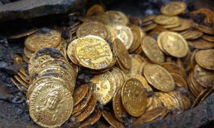Sicilia: trovata rara moneta bronzo in scavi per ferrovia