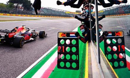 F1, GP Emilia-Romagna: vince Verstappen. Ferrari quarta e quinta