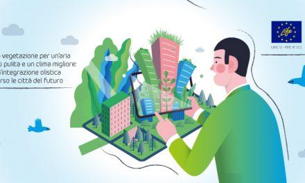 Migliorare la qualità dell'aria in città con la vegetazione