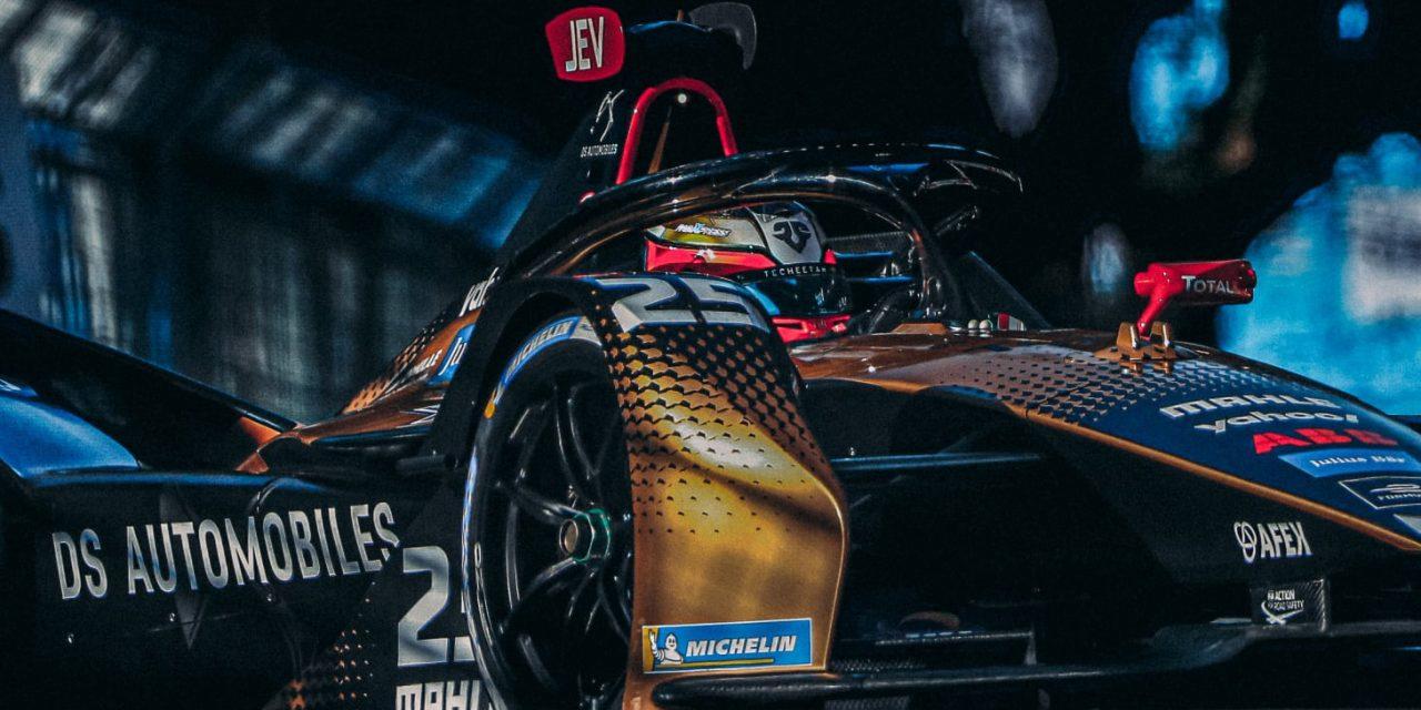 Formula E, Vergne vince l'entusiasmante Gara-1 di Roma