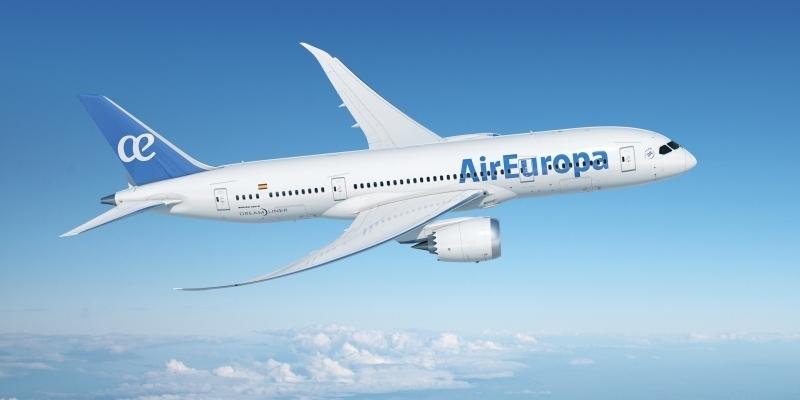 Air Europa: da giugno ripresa voli da Madrid su Miami e New York