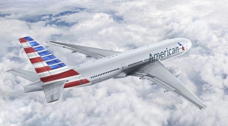 American Airlines, da Dallas a Roma senza obbligo di quarantena