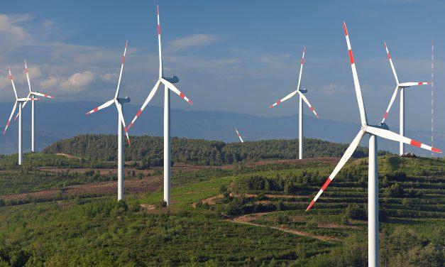ERG, acquistato in Svezia parco eolico da 62 Mw