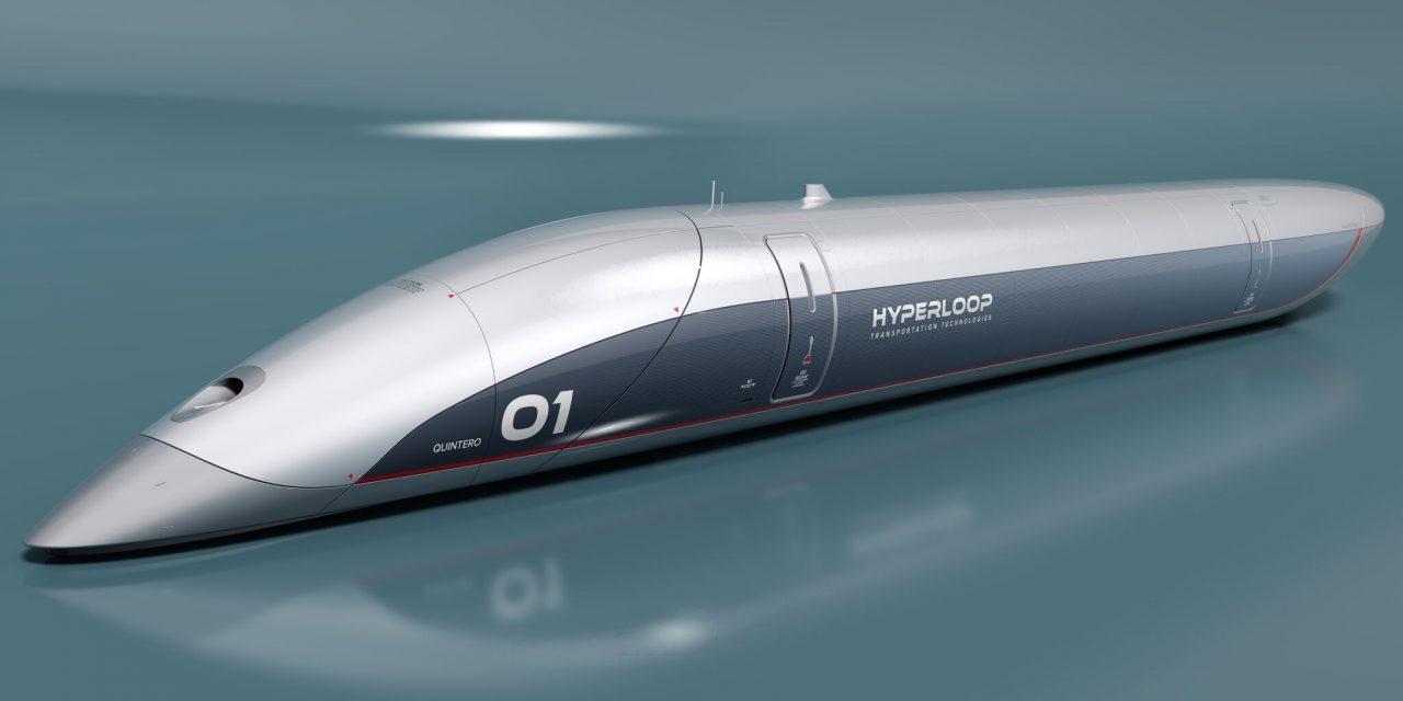 Hyperloop: Treno supersonico a levitazione magnetica