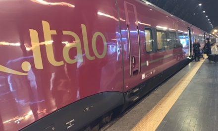 NTV, prove tecniche di ITALO tra Firenze e Pisa