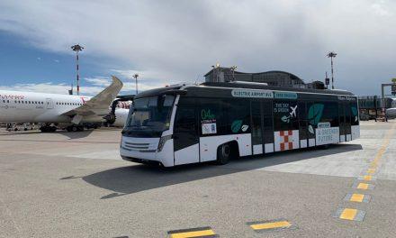 SEA e sostenibilità aeroportuale: navette elettriche per passeggeri e personale di Malpensa