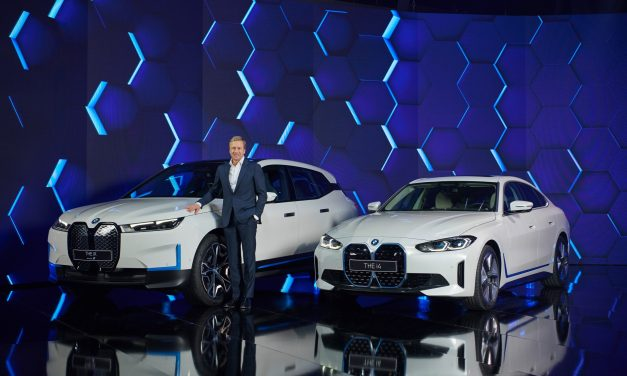 BMW, nel 2025 nuova generazione di batterie per veicoli