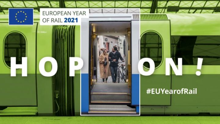 """Connecting Europe Express"" attraverso 26 paesi in 36 giorni dal 2 settembre"