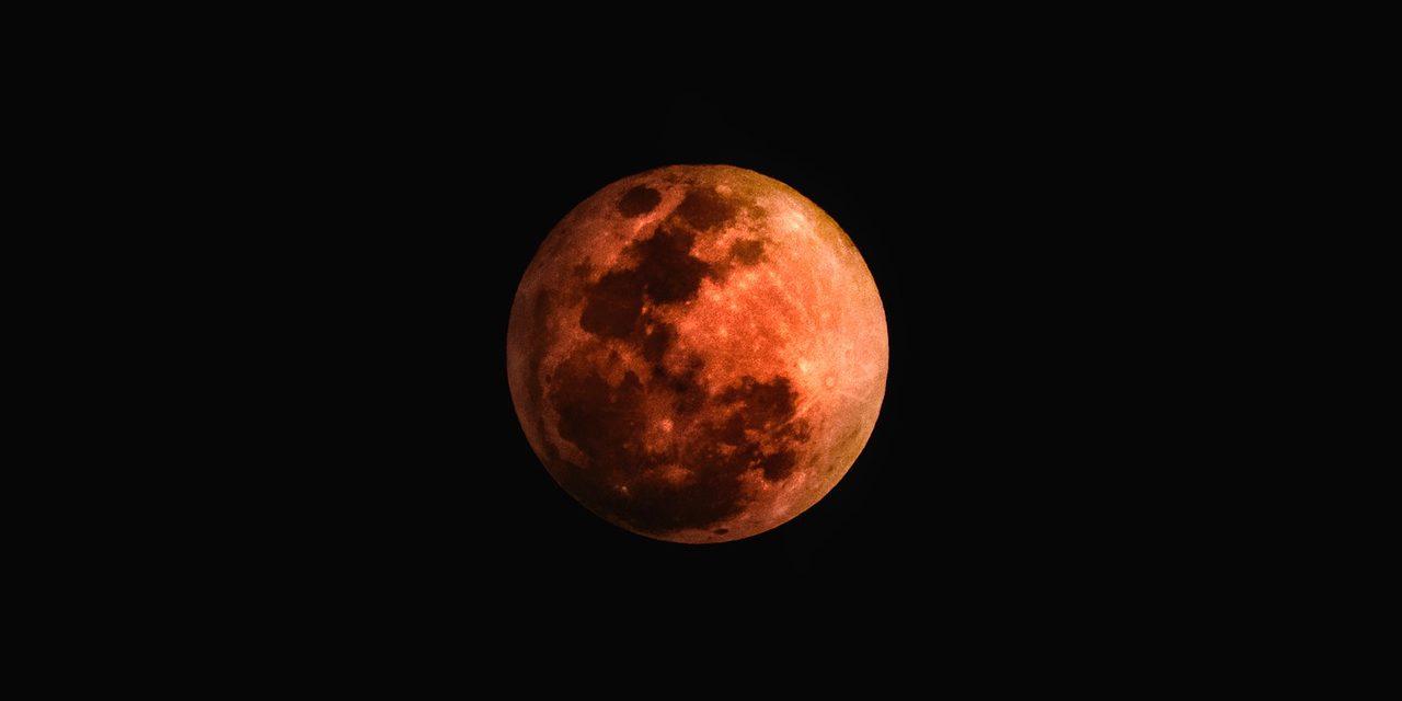 È in arrivo la Super Luna