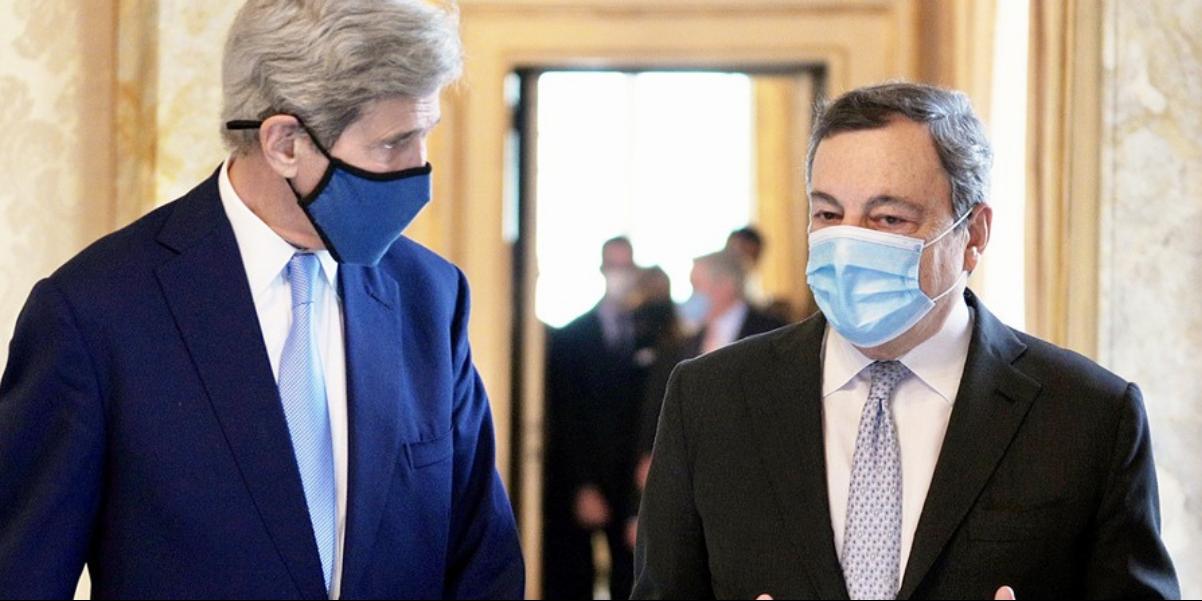 John Kerry: l'Inviato Speciale per il Clima del presidente USA a Roma