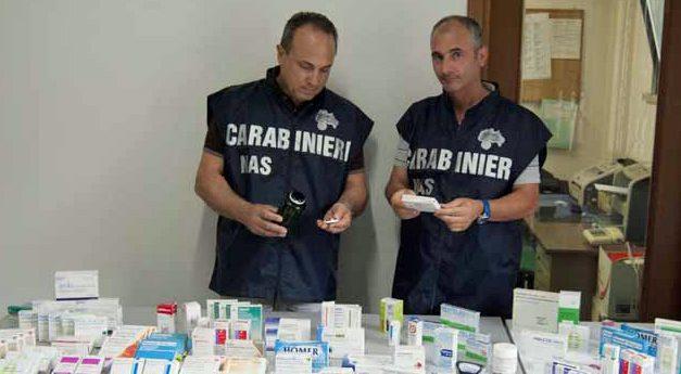 Col Covid è boom di sequestri di medicinali contraffatti