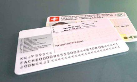 Svizzera patenti di guida: rinnovato accordo con l'Italia