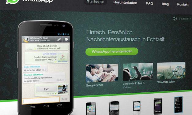 WhatsApp sul web e desktop, una modifica molto richiesta