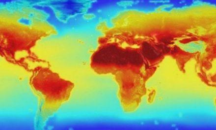Il riscaldamento globale mette a rischio l'umanità