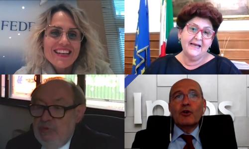 """Fedespedi, viceministra Bellanova: """"Rafforzare competitività imprese spedizioni italiane"""""""