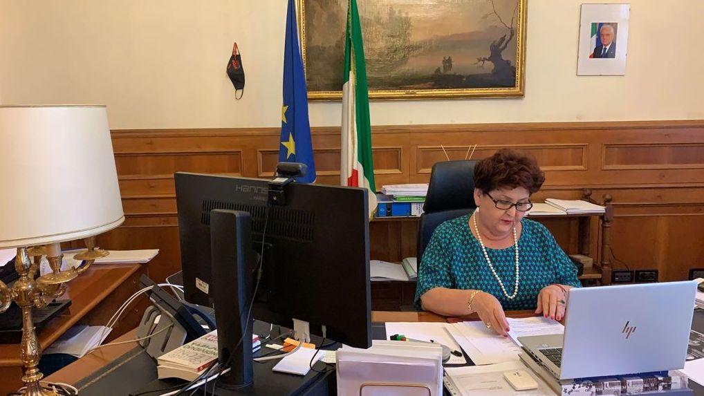 """Viceministra Bellanova: """"Ripristinare subito Italia Sicura e Casa Italia"""". Urgente la gestione mirata delle risorse"""