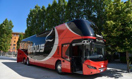 Itabus, 100 mila biglietti venduti nel primo mese di attività