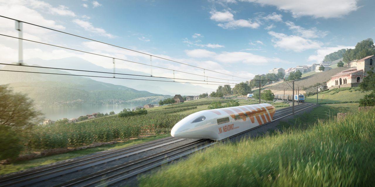 """RFI e Nevomo per un futuro ferroviario integrato con la """"lievitazione magnetica"""""""