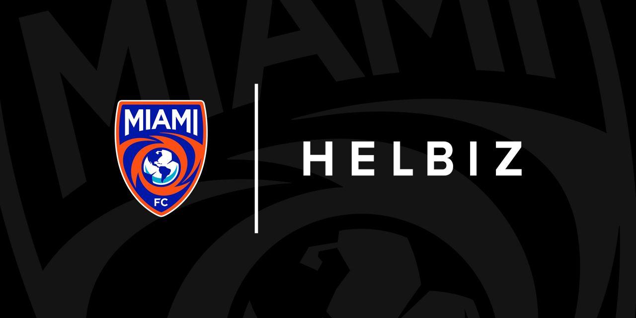 MIAMI FC e Helbiz annunciano l'estensione pluriennale della partnership