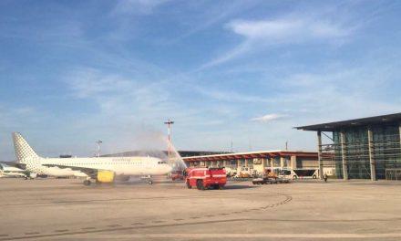 Vueling, ritorno ad Ancona con bisettimanale per Barcellona.