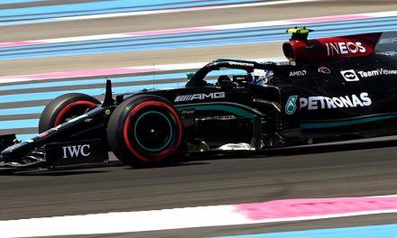 F1, GP Francia: PL1 e 2 testa a testa Mercedes-Red Bull