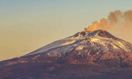Etna: nuova attività eruttiva dal cratere di Sud/Est