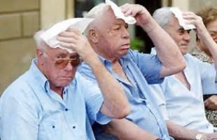 UECOOP, caldo: oltre 40° a rischio 7 mln di anziani