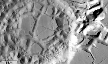 Cnr: ipotesi vulcanica per i 'terreni caotici' su Marte