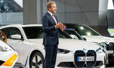 BMW, Zipse: non forzare addio ad endotermico