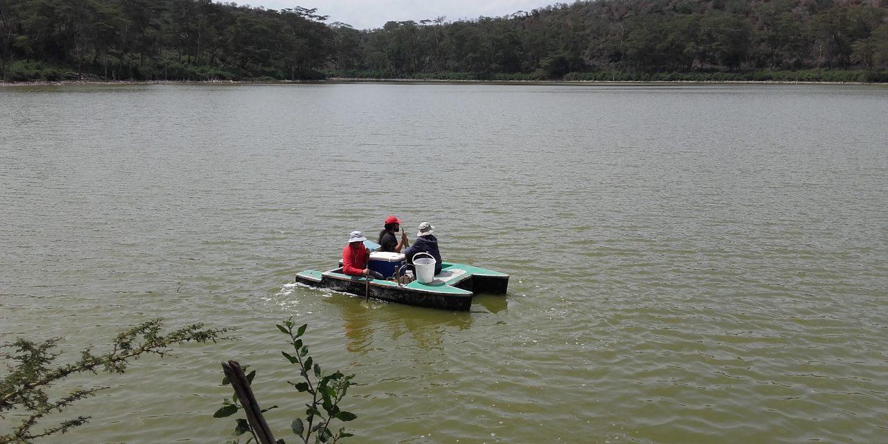 CNR: trovate elevate concentrazioni di metano in  lago Kenia