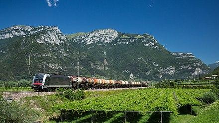 Brennero-Fortezza: dal 2 all'8 agosto chiusa la tratta ferroviaria per lavori