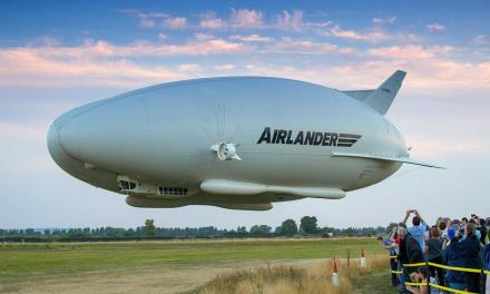 UK: Collins Aerospace produrrà  motore elettrico per aerei Airlander