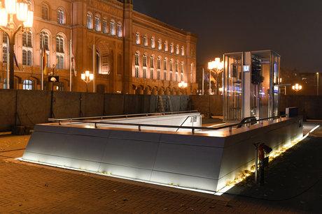 Berlino, nuova stazione metro per Isola dei Musei