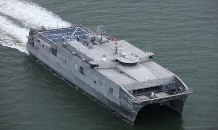 US Navy progetto per nave d Expeditionary Fast Transport (EPF) come  missile autonomo e vettore UAV