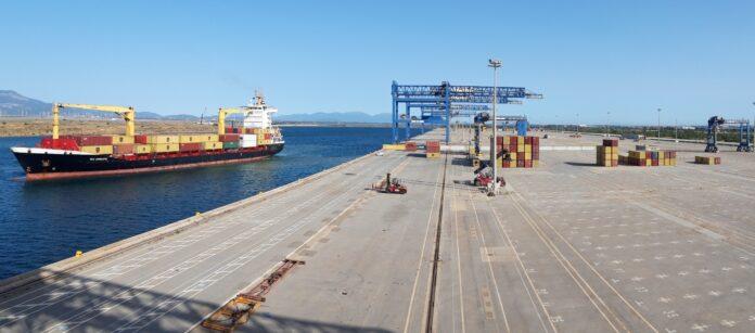 Gruppo Grendi apre nuovo terminal container al porto canale di Cagliari