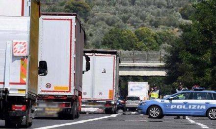 Europa, a luglio controlli straordinari sui camion
